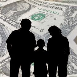 Familiegeld in bedrijf brengen