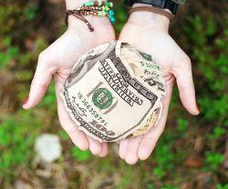 Financier uw bedrijf met een schenking