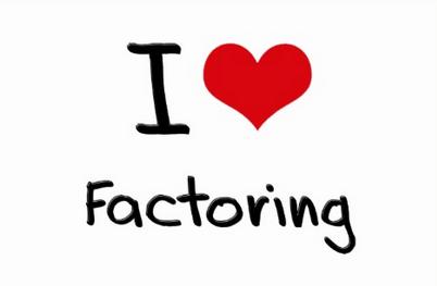Wat is factoring?